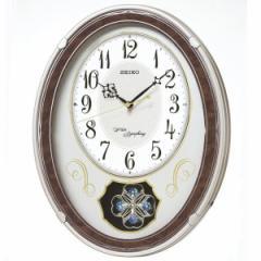 SEIKO セイコー 掛け時計 電波 AM259B【お取り寄せ】