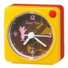 SEIKO セイコー 目覚まし時計 くまのプーさん ピグレット アナログ Disney Time ディズニータイム FD471Y【お取り寄せ】