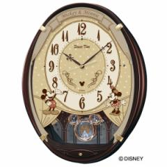 SEIKO セイコー 掛け時計 ディズニー 壁掛け 電波 FW579B ミッキー ミニー ミッキー&フレンズ メロディ スイープ 【お取り寄せ】