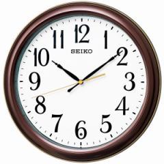 SEIKO セイコー 掛け時計 スタンダード 壁掛け 電波 KX234B スイープ おしゃれ【お取り寄せ】