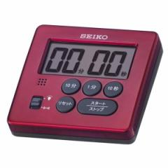 SEIKO セイコー タイマー (赤メタリック塗装) MT717R【お取り寄せ】