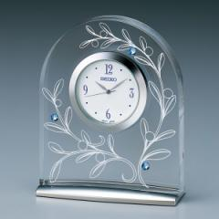 SEIKO セイコー 置き時計 レスポワール Lespoir UF521S セイコー置き時計 おしゃれ【お取り寄せ】
