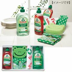 洗剤フロッシュ キッチン洗剤 ギフトかわいい カエル/FRS-525D