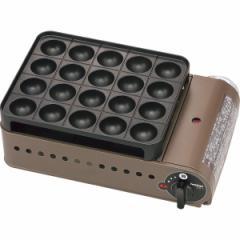 調理器具 テ−ブルグリル イワタニ カセットグリル たこ焼器