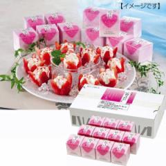 アイスクリーム 花いちごのアイスイチゴ アイス 個包装 一口 ひとくち
