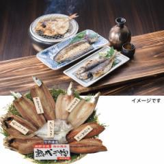 熊野古道 海の恵み 一昼夜干し 熟成 干物 5種9枚/