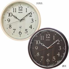 丸型時計セイコー 報時電波掛時計/RX215A