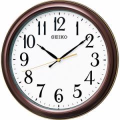 丸型時計セイコー 電波掛時計/KX234B