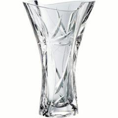 ガラス花器 グラスワークスナルミ ガイア 25cm花瓶/GW3501-98255