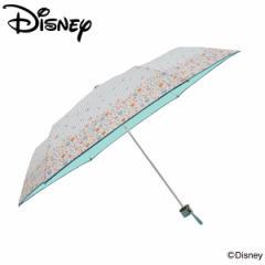 傘 レディース 晴雨兼用 50アリス おしゃべりフラワーディズニー キャラクター 手動式