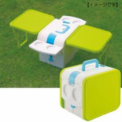 ウイングクーラー キャリーキューブ テーブル クーラーボックス