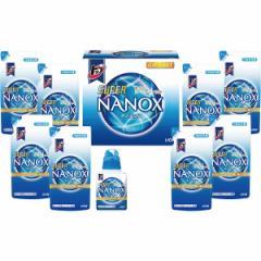 ライオン トップスーパーナノックスギフト洗濯洗剤 詰め替え 液体
