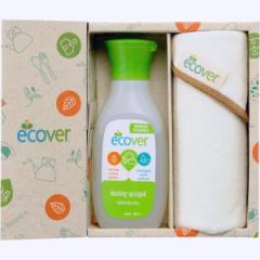 石鹸・洗剤オリジナル エコベールタオルギフトボディーソープ タオル/EV-050-GR