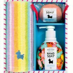 石鹸 ロディ ハンドソープ&タオルセットハンドソープ 弱酸性 フルーツ/R-10F