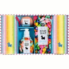 石鹸 ロディ ハンドソープ&タオルセットハンドソープ 弱酸性 フルーツ/R-20F