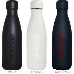 ステンレスボトルアウトドアプロダクツ ステンレスボトル(400ml)/314-471