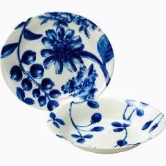 洋陶器 ボタニカル ペアプレート プレート 皿