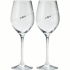 洋ガラス食器 ロナ シルエット ペアワイングラス/266912