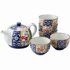 和陶器 有田焼 金雲香梅 ポット茶器