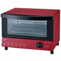 日立 HTO-CT30-R オーブントースター (1000W) レッド