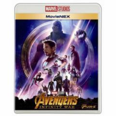 <BLU-R> アベンジャーズ/インフィニティ・ウォー MovieNEX ブルーレイ DVDセット