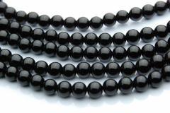 黒水晶(モリオン)AA 6mm 1連(約38cm)_R150/A7-6