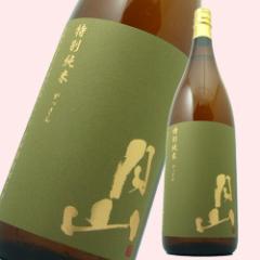 島根県安来市の地酒 月山 特別純米酒1.8L