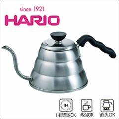 送料無料 HARIO ハリオ V60 ドリップケトル・ヴォーノ VKB-100HSV 注ぎ口の細いドリップケトルでお湯の量やスピードを調整しやすい