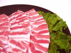 九州産○豚カルビ焼肉用[100g]★ビタミン豊富![1300個完売]