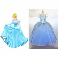 PRINCESS(プリンセス)シリーズ シンデレラ Cinderella(シンデレラ)★コスプレ衣装  K1733
