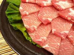 九州産○豚上カルビ焼肉用[100g]★ビタミン豊富!