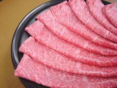 九州産 黒毛和牛★霜降り肩ロース(クラシタ)[100g]すき焼き・しゃぶしゃぶ用