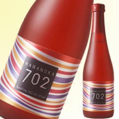 【スパークリング日本酒】熊本県花の香酒造 微発泡酒 花の香702 375ml ◎白ワインのような 低アルコール プレゼントに