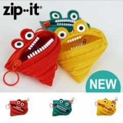 ◆コインケース/小銭入れ◆zipit(ジップイット) MONSTER COINCASE モンスターコインケース 小物入れ◆メール便配送◆