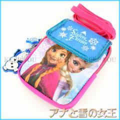 アナと雪の女王 ミニスリングバッグ ディズニー プリンセス Frozen ブルー fz91336 斜め掛け ポシェット 【Disney アナ雪】 ┃