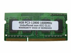 SODIMM 4GB PC3-12800 DDR3 1600 204pin CL11 PCメモリー 「メール便可」
