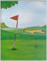 オーダーメイドの手作り絵本 大人向けの絵本・ゴルフの本 メール便発送可 ゴルフ好き 父 彼氏 プレゼント ゴルフグッズ