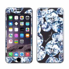 iPhone6/iPhone6S 対応 【GizmobiesxDressCamp(ドレスキャンプ)】 「Diamond」 背面保護 プロテクター (gizmo6-71512)