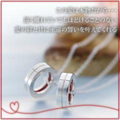 ペアネックレス 2本セット カップル お揃い送料無料 人気ブランド LOVE of DESTINY 運命の愛 LOD-005