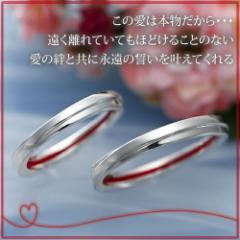 ペアリング 2本セット シンプル お揃い シルバー LOVE of DESTINY 運命の愛 LOD-025P