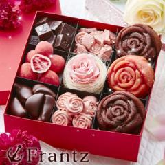 母の日 ギフト お菓子 神戸・ローズの宝石箱 ネット限定 花 内祝い