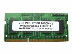 SODIMM 2GB PC3-12800 DDR3 1600 204pin CL11 PCメモリー 「メール便可」