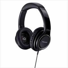送料無料 パナソニック ステレオヘッドホン RP-HD5-K ハイレゾ音源再生対応 ヘッドフォン 高音質ヘッドフォン 高音質ヘッドフォン
