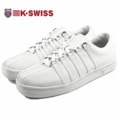定番 ケースイス K・SWISS スニーカー CLASSIC 88 クラシック 88 ホワイト/ホワイト/ホワイト 02248-856-M