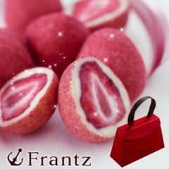 母の日 ギフト お菓子 苺パウダーをまとったフルーツショコラ!神戸セレブショコラ 内祝い