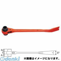 トップ工業(TOP工業)工具 [RM-17X19BL] ALC用ラチェットレンチ RM17X19BL