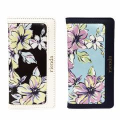 iPhone6 ケース 手帳型 iPhone6s アイフォン カバー 花柄 ブランド rienda リエンダ「ペールフラワー」