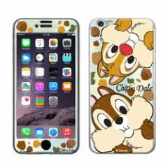 iPhone6/iPhone6S 対応 Gizmobies×Disney(ディズニー) 「Donguri brother(チップ&デール)」 プロテクター (gizmo6-71500)