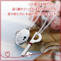 ペアネックレス 2本セット カップル お揃い 送料無料 人気ブランド LOVE of DESTINY 運命の愛 lod-019l020m