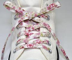 メール便 和柄靴ひも 柄多数ちりめん靴紐ノーマル おしゃれなメンズレディーススニーカーくつひも クツヒモ 日本製シューレース(色205)